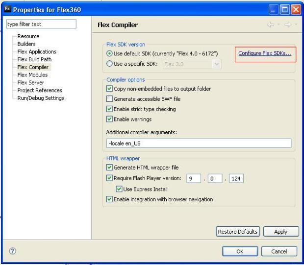 ConfigureSDK